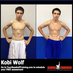 kobi before and after 300x300 Baseball Training