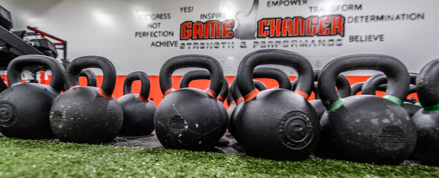 GameChanger Gym Dumbells